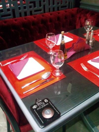 رستوران کاخ شهر اهواز